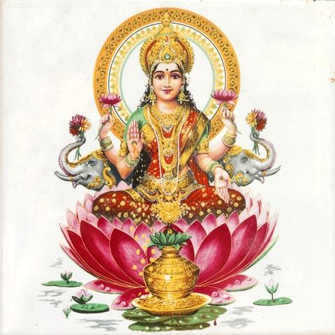 Die Göttliche Mutter Maha Lakshmi